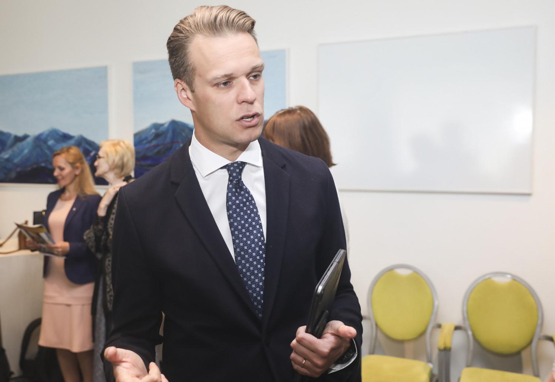 G. Landsbergis pritaria prezidento pozicijai dėl ministro: patartina įsiklausyti