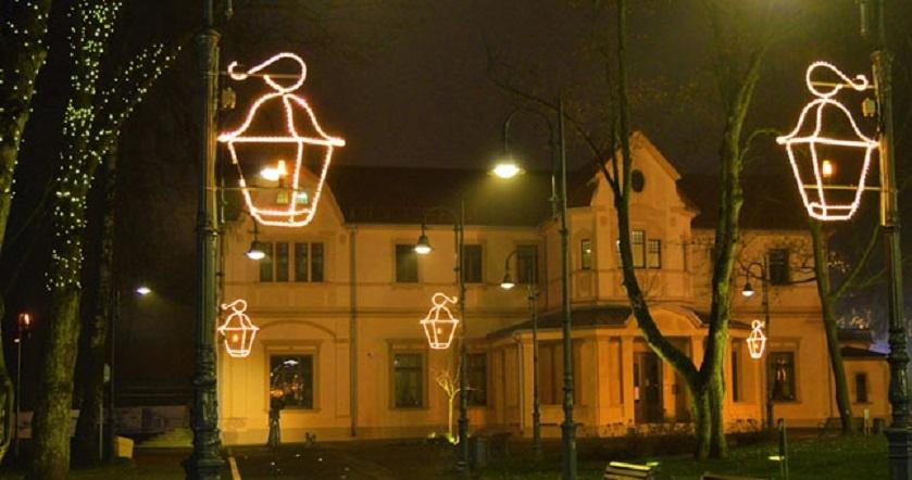Palanga vėl taps kalėdinių šviesų miestu