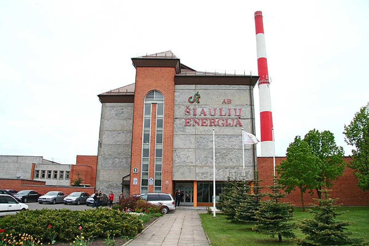 """AB """"Šiaulių energija"""" ieško sertifikuoto suvirintojo elektra ir pjovėjo dujomis"""