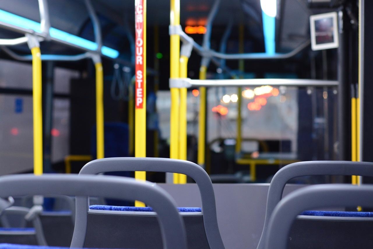 Moteris  autobuse užpuolę paaugliai reikalavo sekso (vaizdo įrašas)
