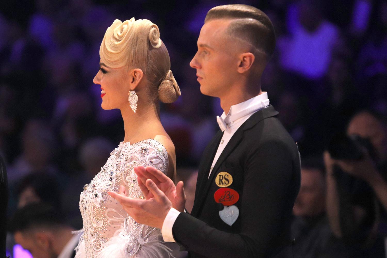 Šokėjai E. Sodeika ir I. Žukauskaitė-Sodeikienė pirmą kartą tapo pasaulio čempionais