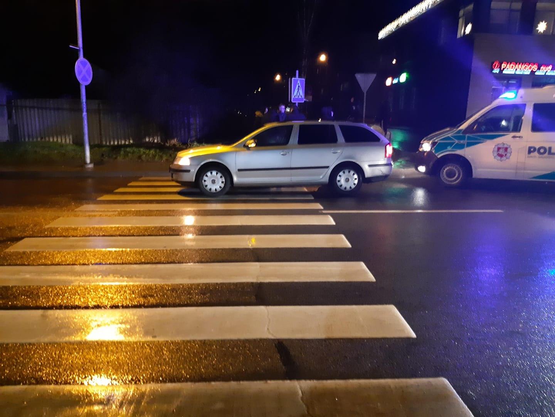 Šalčininkų policija primena – gatvėje atsargūs privalo būti tiek vairuotojai, tiek pėstieji