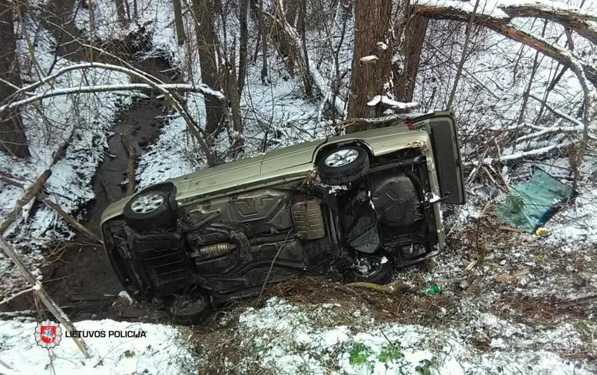 Praėjusią parą žuvo du eismo dalyviai