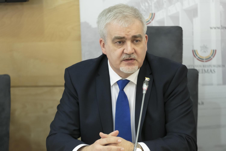 Etikos sargų išteisintas D. Kaminskas ketina pasitikrinti pasitikėjimą ir Antikorupcijos komisijoje