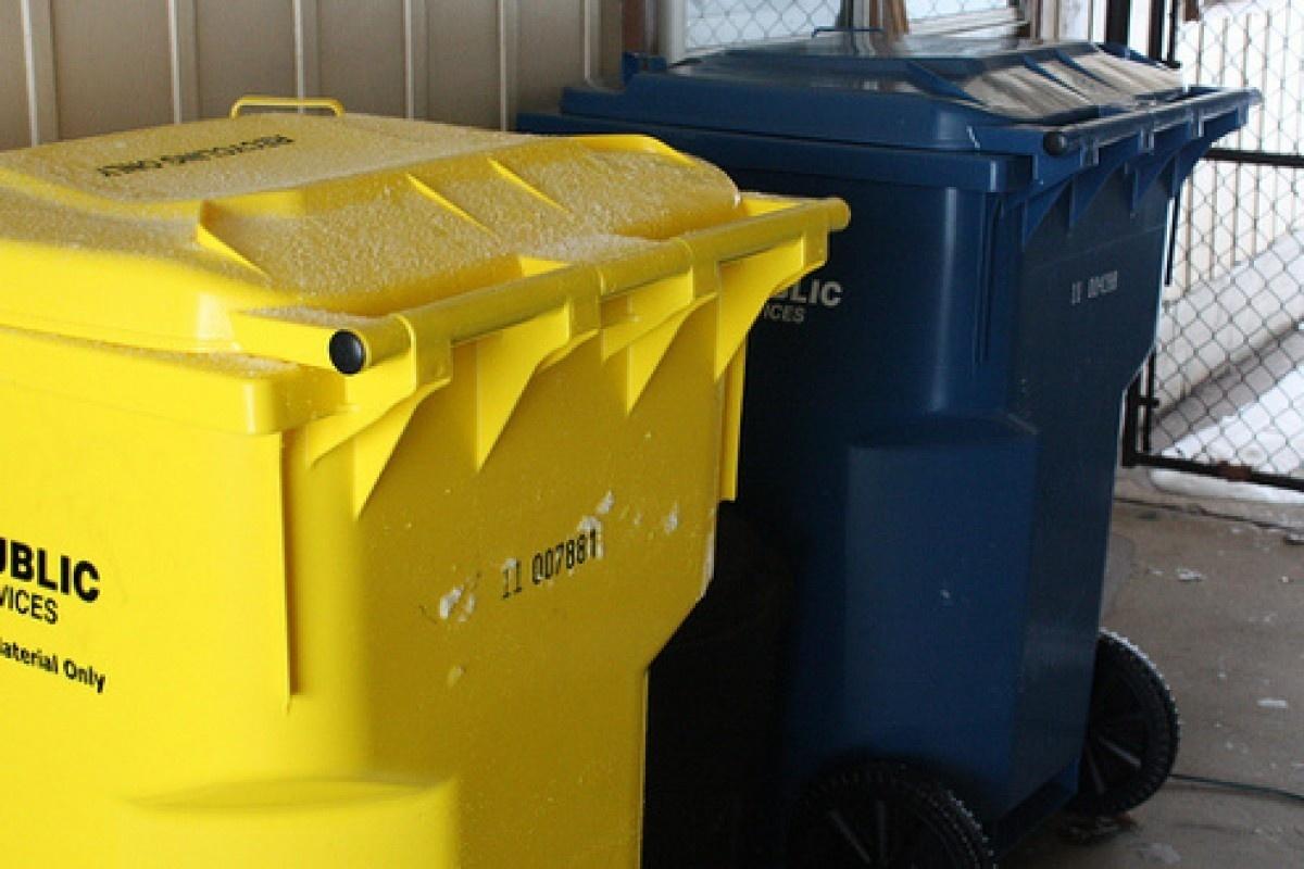 Komunalinių atliekų tvarkymo pasikeitimai