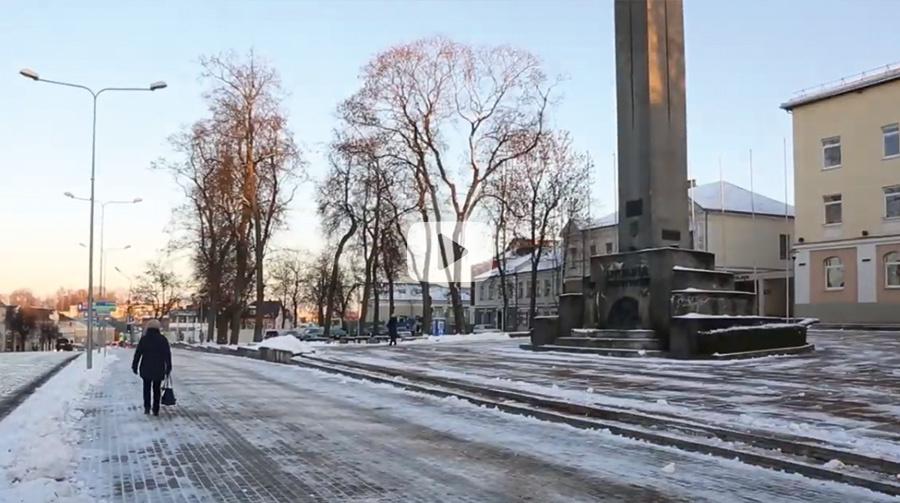 Po rekonstrukcijos neatpažįstamai pasikeis Ukmergės miesto centras