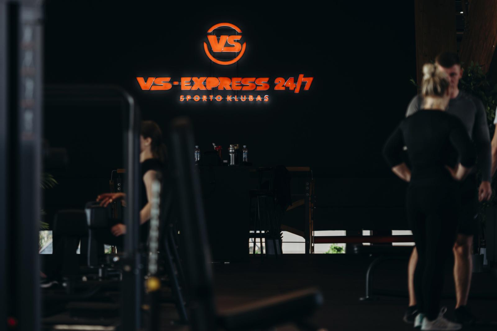 """""""VS-Express 24/7"""": ką pasakoja sportuojantys šiauliečiai?"""
