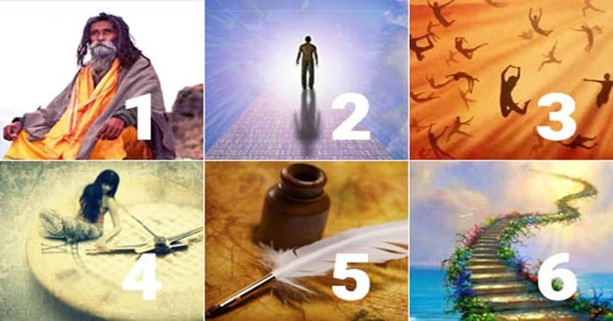 Pasirinkite paveikslėlį ir sužinokite, kas galimai buvote praeitame gyvenime