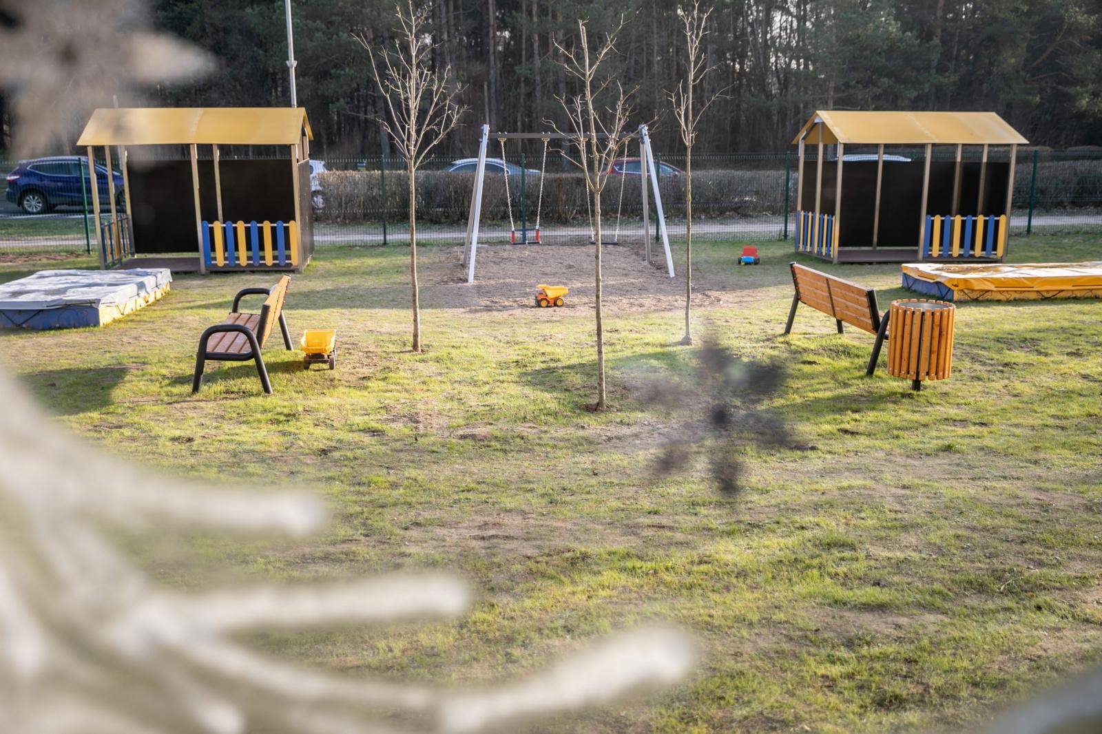 Dar vienas modulinis vaikų darželis atidarytas sostinės Karoliniškių rajone