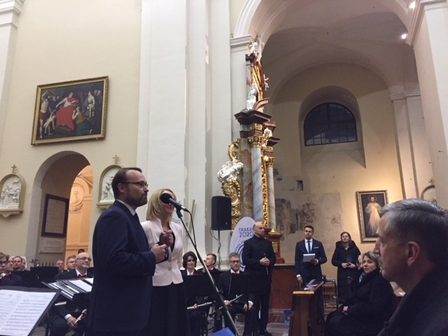 Trakai pradeda Lietuvos kultūros sostinės metus
