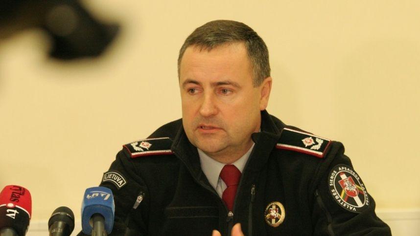 """Policijos vadas: laida """"Farai"""" bus rodoma toliau, į teismo sprendimą bus atsižvelgta"""