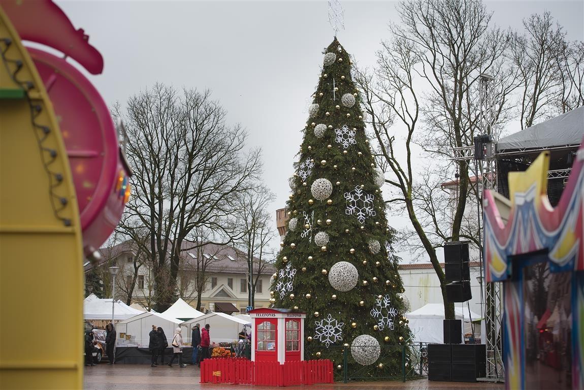 Kalėdinis renginys kvietė dalintis gerumu