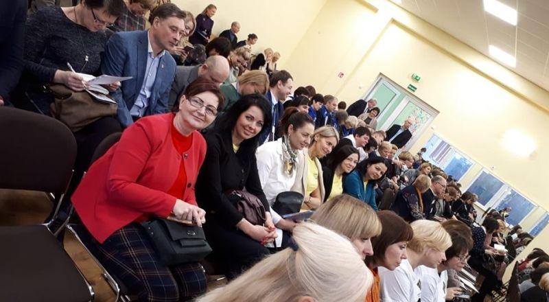 Pagėgių savivaldybės kūrybinė komanda dalyvavo forume Palangoje