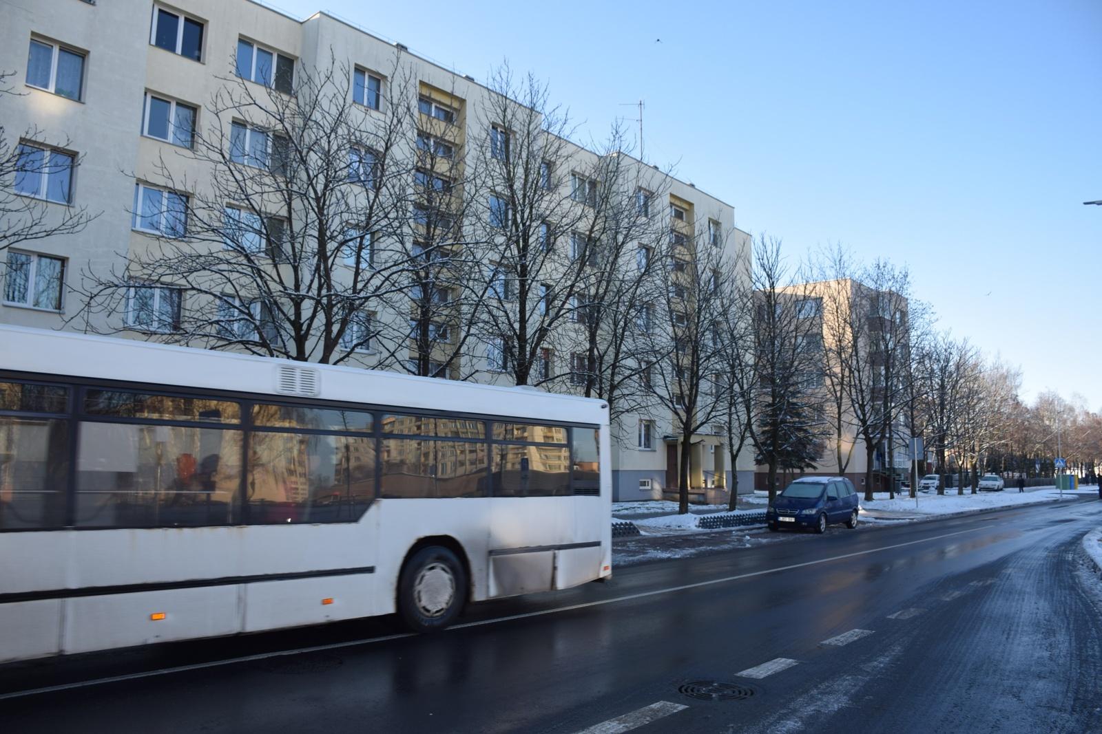 Panevėžyje autobusų bilietų kainos nekils