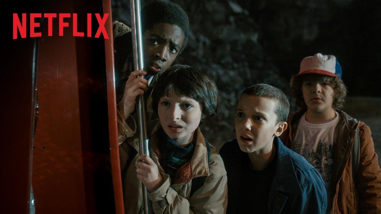 """Lietuvoje planuojama filmuoti naują serialo """"Stranger Things"""" sezoną"""