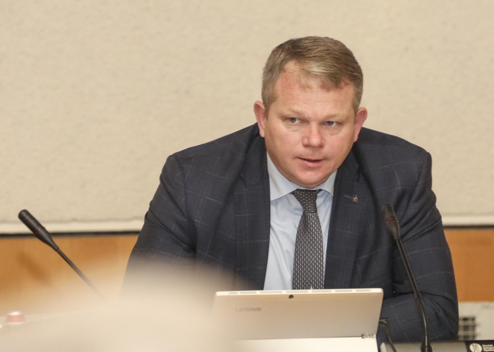 Alytaus rajono savivaldybėje vyks ūkininkų susitikimas su ministru A. Palioniu