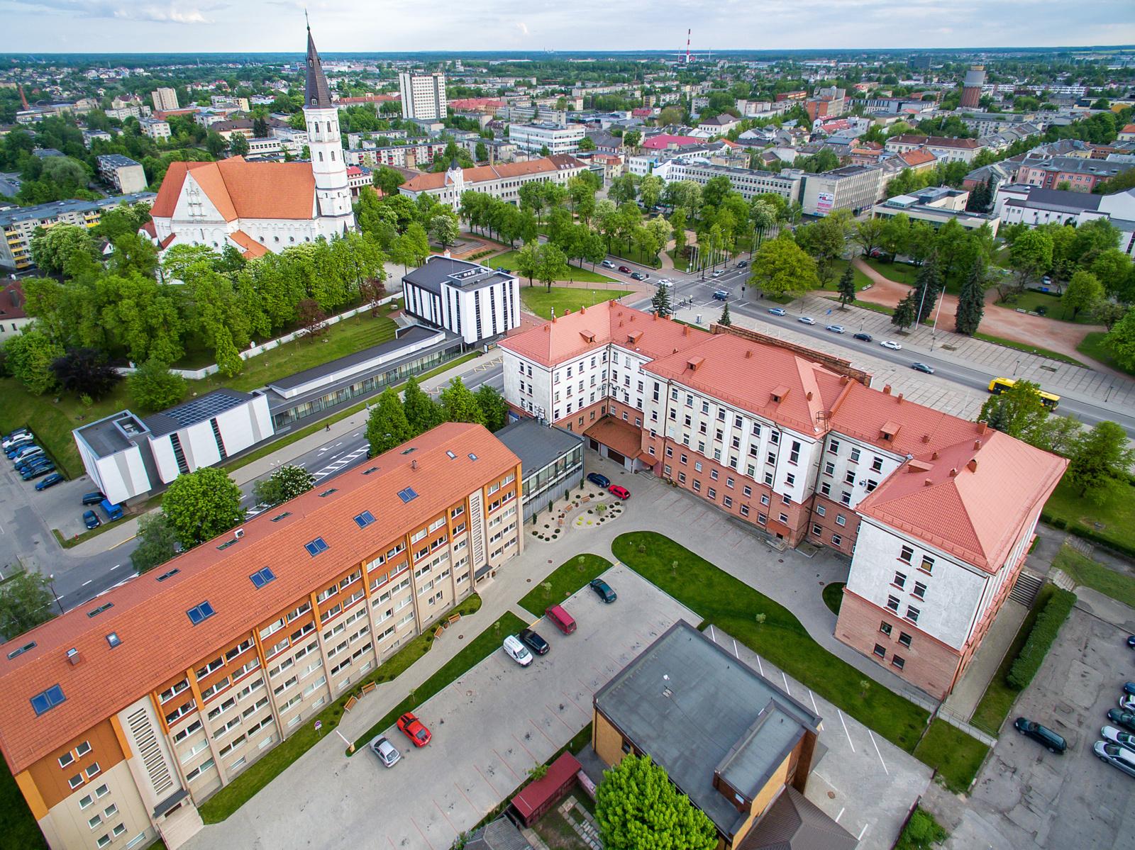 Įgyvendintas projektas, skirtas SKU modelio plėtrai Šiaulių mieste