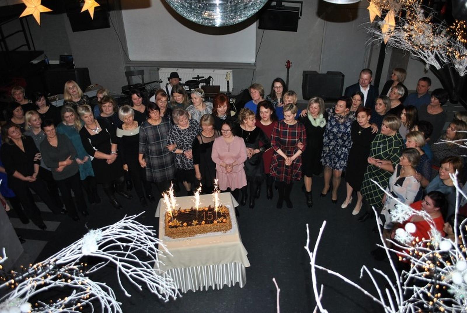 Joniškio socialinių paslaugų ir užimtumo centrui – 15 metų
