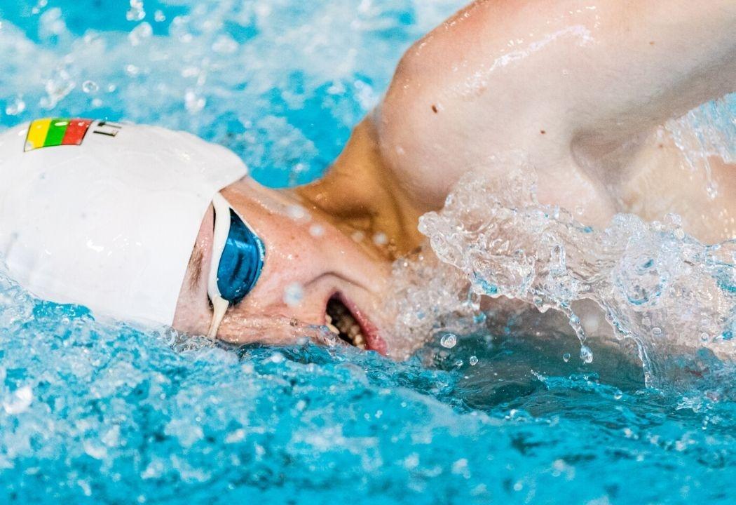 Anykščiuose vyksta Lietuvos plaukimo čempionatas