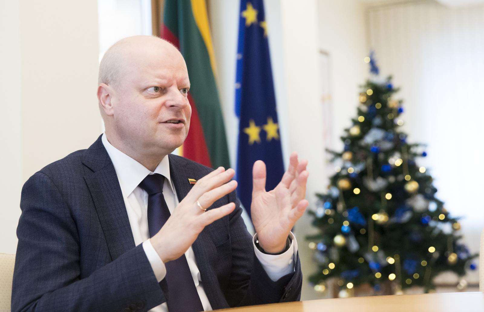 S. Skvernelis: Lietuva nėra prezidentinė respublika