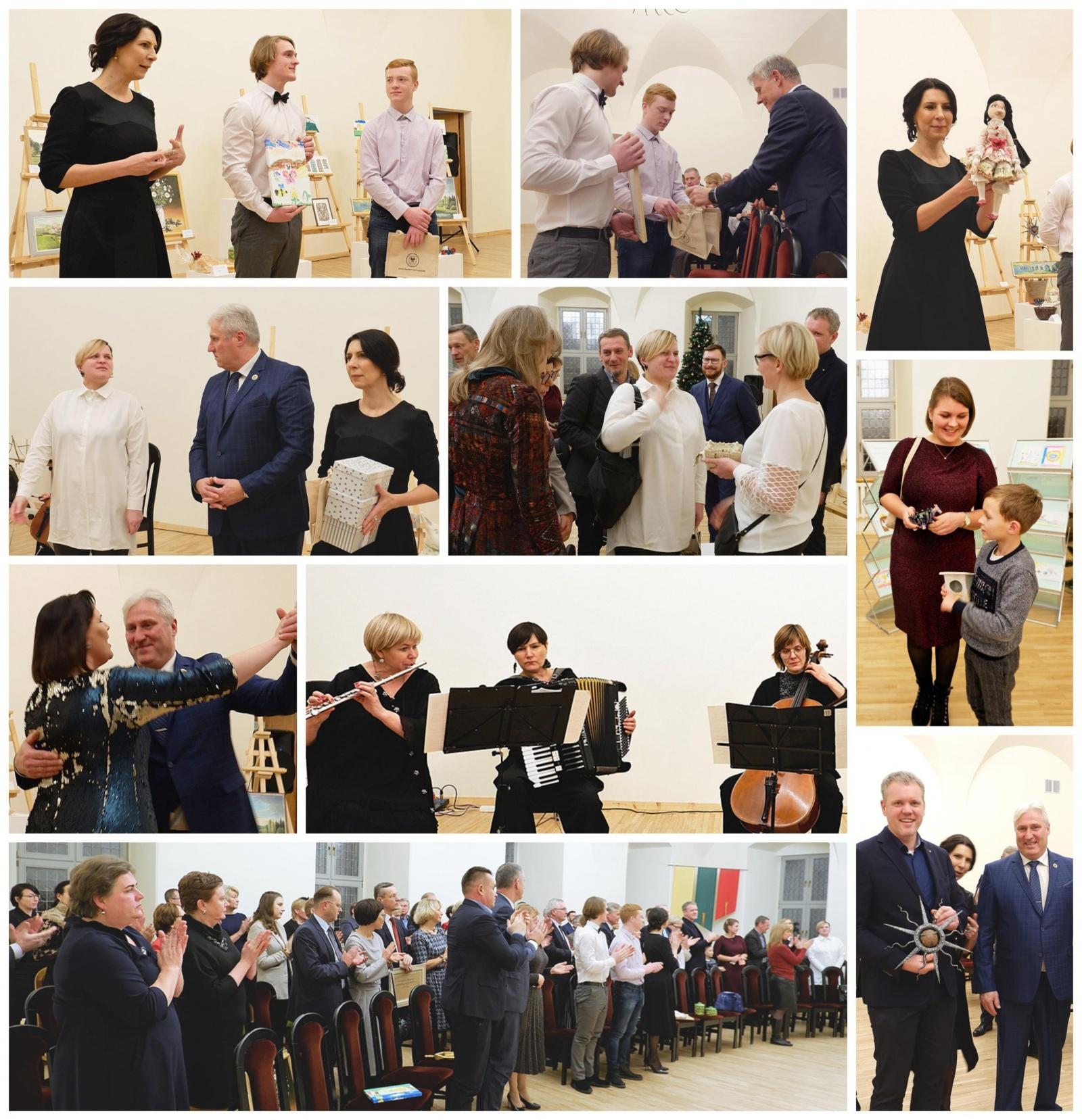 Mero labdaros vakare – šventiška muzika, nuotaikingas aukcionas ir dalinimosi stebuklas