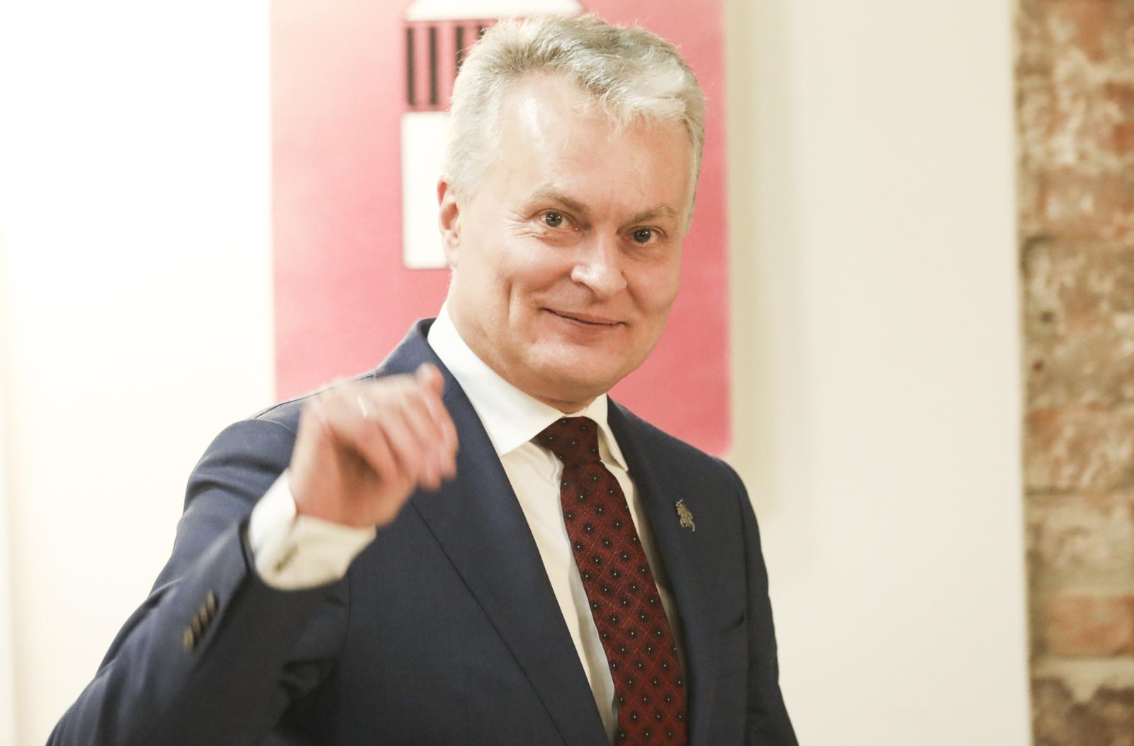 G. Nausėda pasirašė pataisas dėl subsidijų darbdaviams