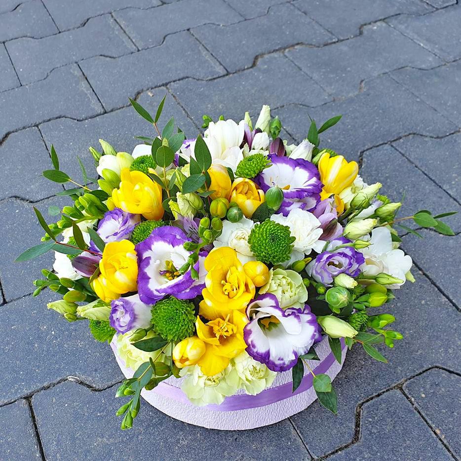 Aliona Ušanovienė: Vyriškos gėlės tampa madingos