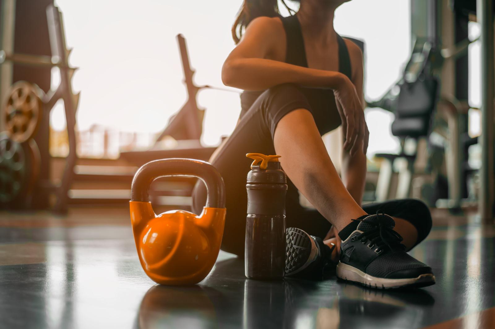 Kaip prisiversti sportuoti namuose?