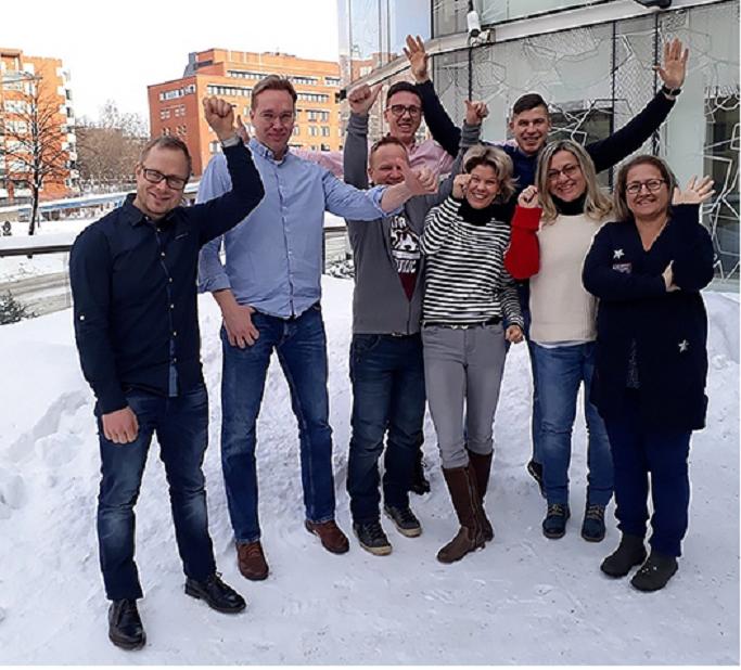 Sportui puoselėti – gargždiškių, suomių ir vengrų partnerystė