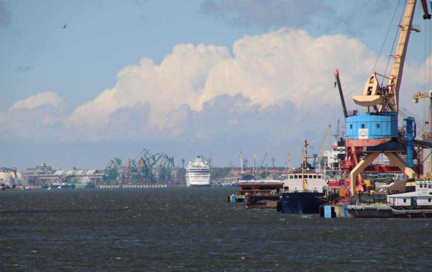 Klaipėdos uosto plėtrai iki 2023 metų numatyta skirti 352 mln. eurų