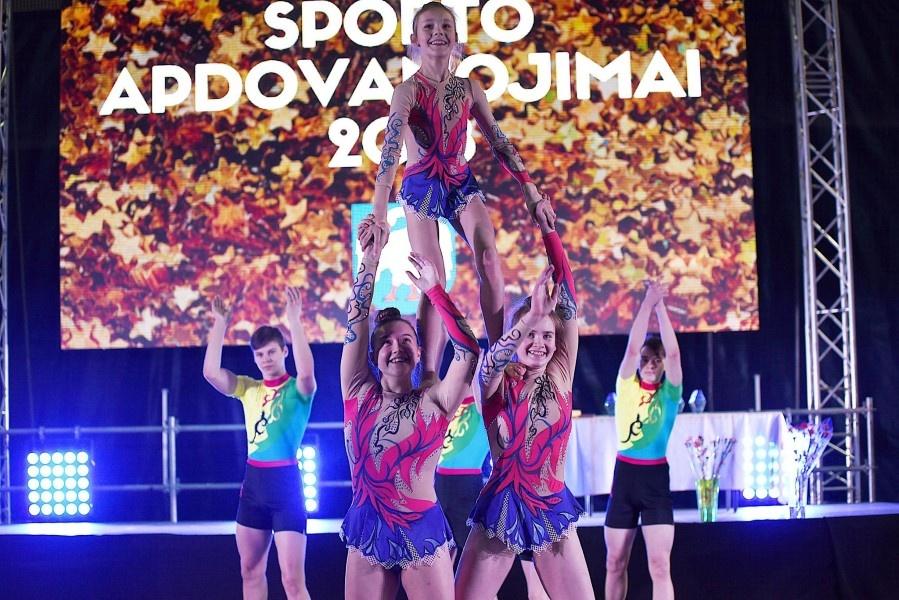 Kviečia teikti kandidatūras geriausių sportininkų pagerbimo šventei
