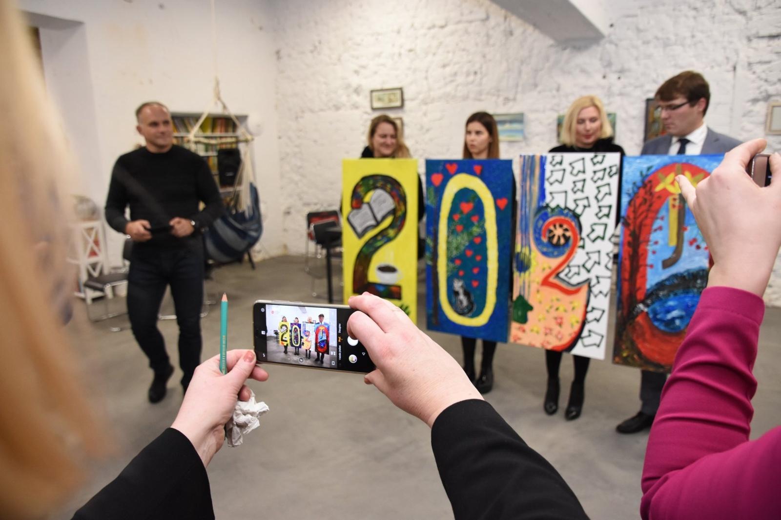 Kūrybinis susitikimas Marijampolės kultūros variklyje BWM