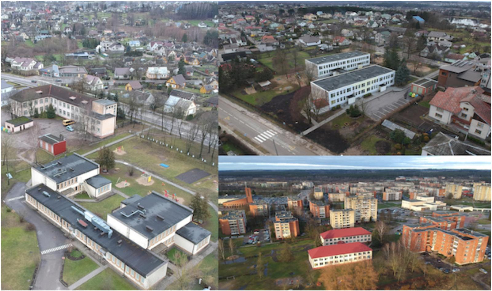 Ar tikrai reikia uždaryti tris Utenos miesto mokyklas?