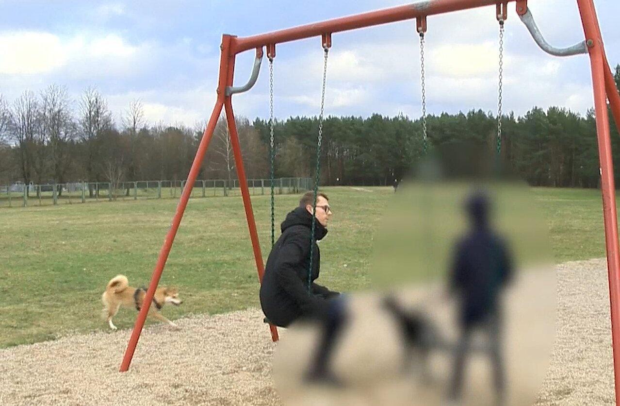 Mergaitės galimo pagrobimo liudininku tapęs berniukas papasakojo apie įtariamojo išvaizdos detales