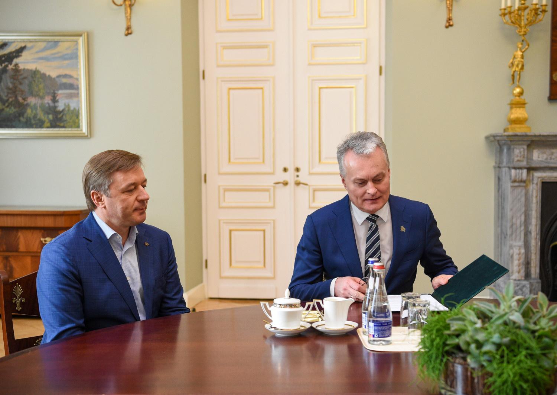 R. Karbauskis žada skandalingą informaciją apie R. Masiulio įdarbintus asmenis