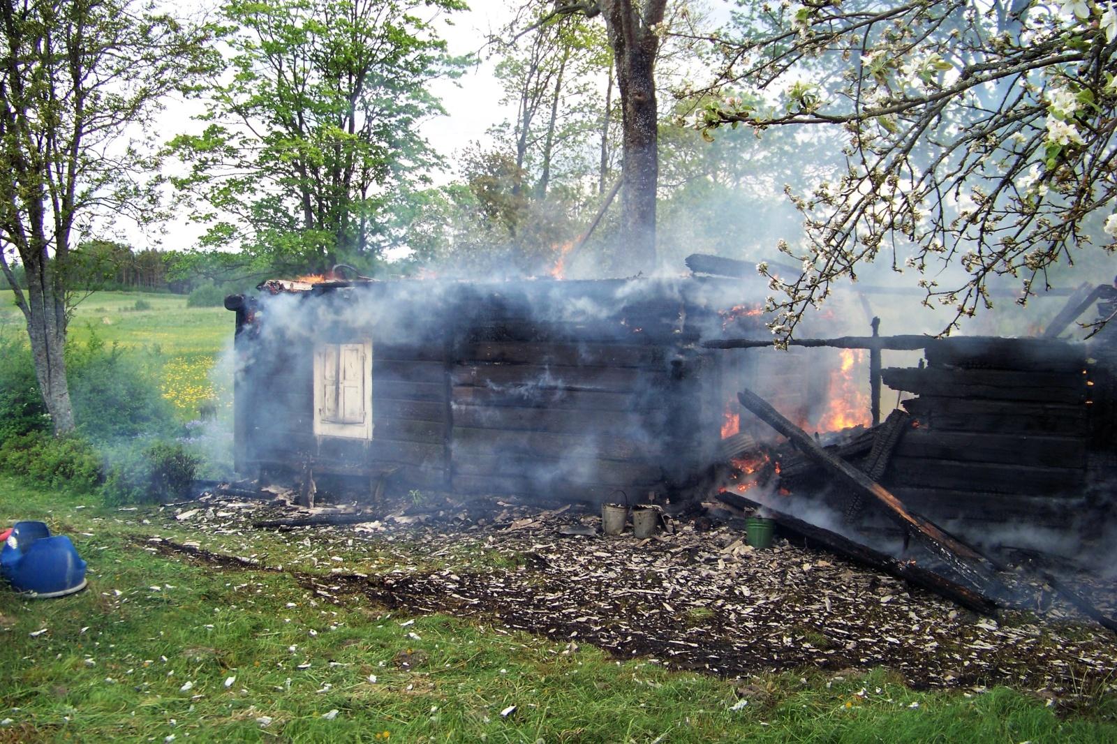 Ugniagesiai ne tik gesina gaisrus