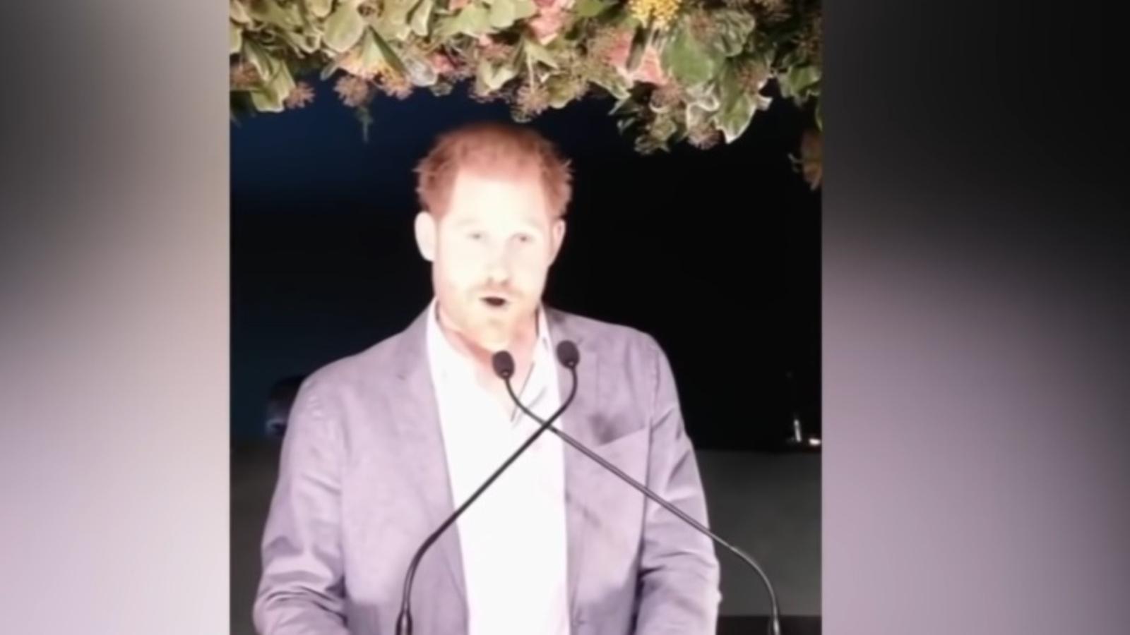 Princas Harry: nebuvo kito pasirinkimo kaip tik nutraukti karališkuosius ryšius (vaizdo įrašas)