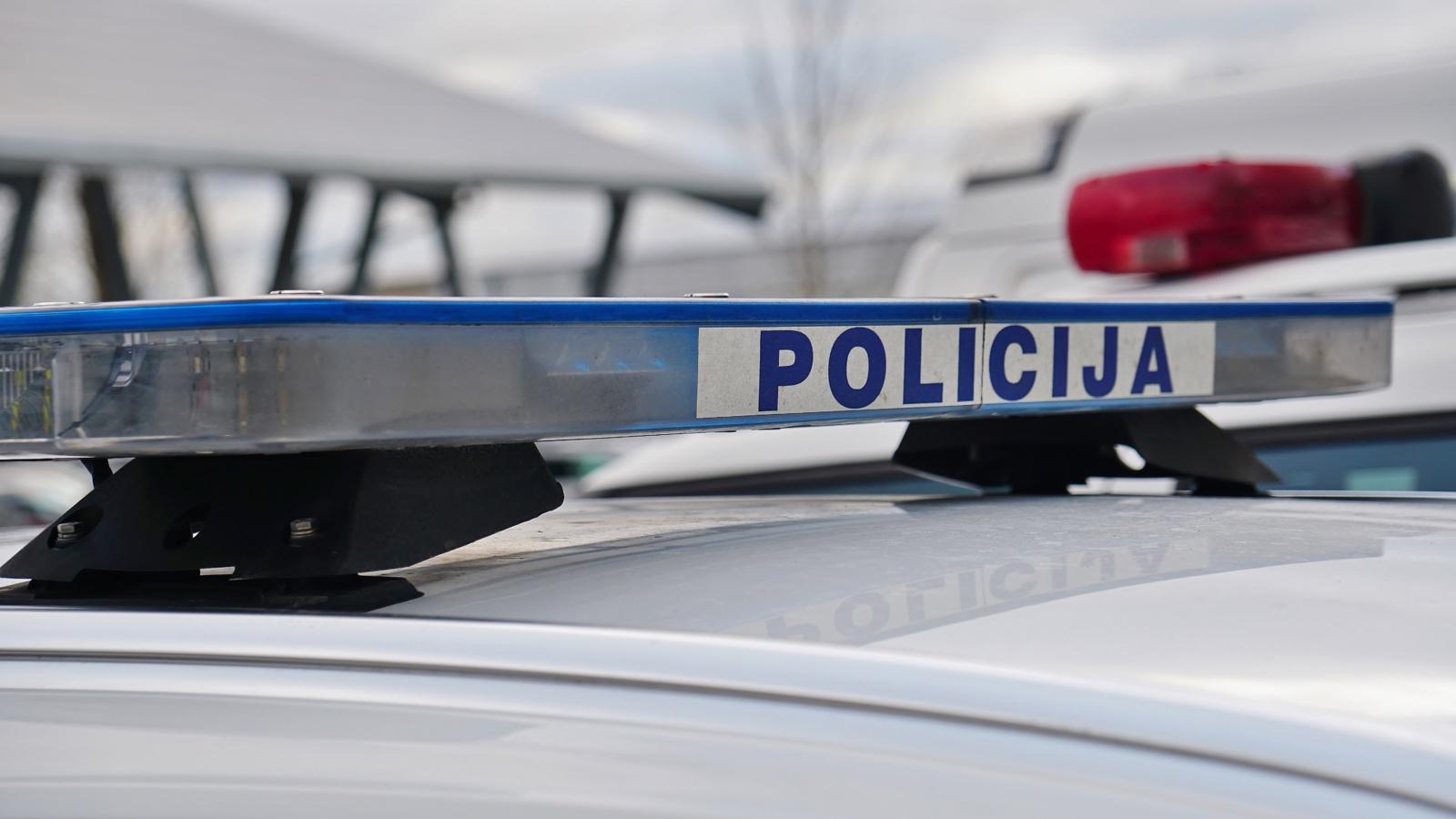 Vilniuje žuvo automobilio vairuotojas
