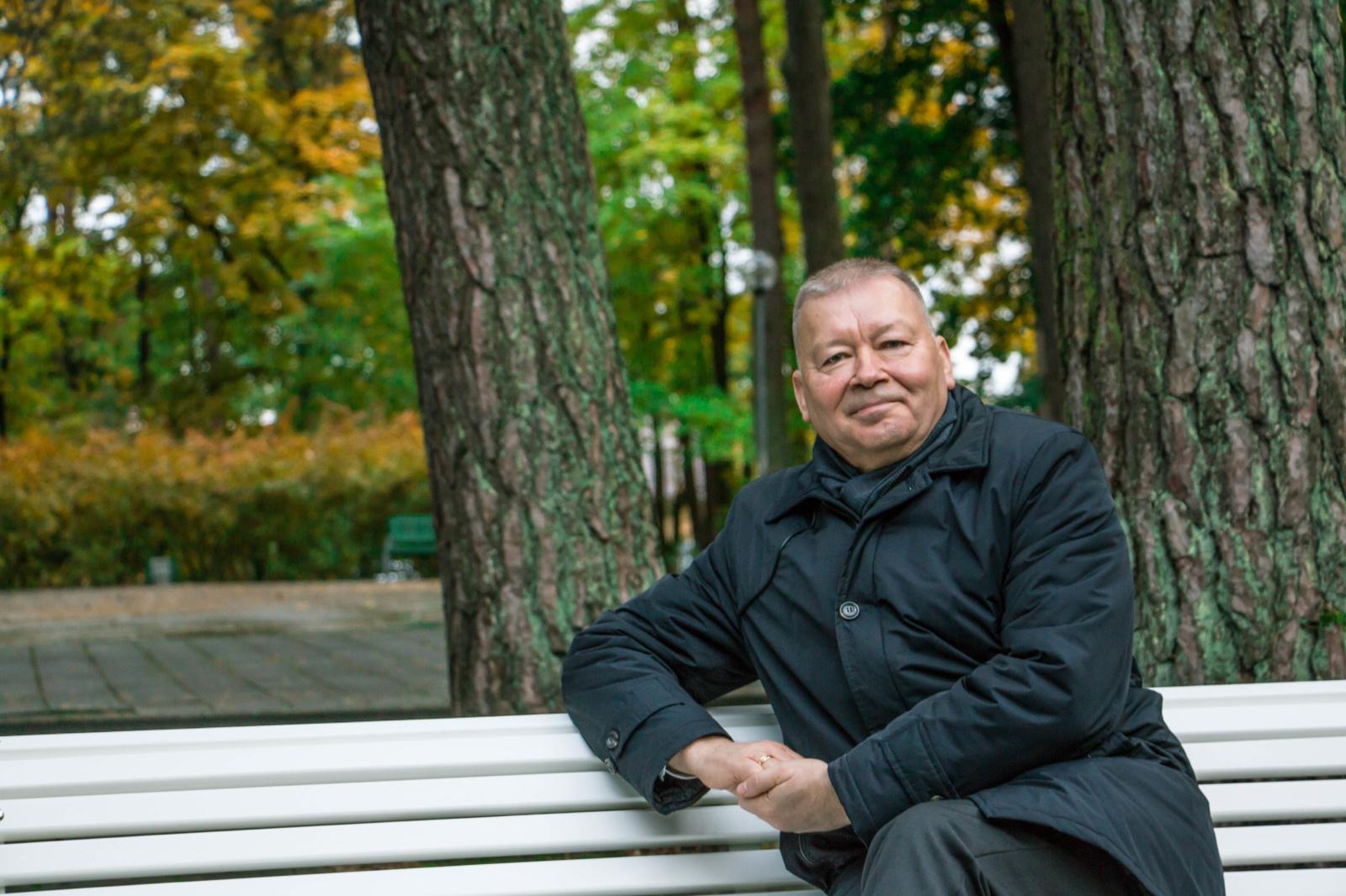 Buvęs Alytaus meras ir generalinis komisaras V. Grigaravičius patarinės policijai