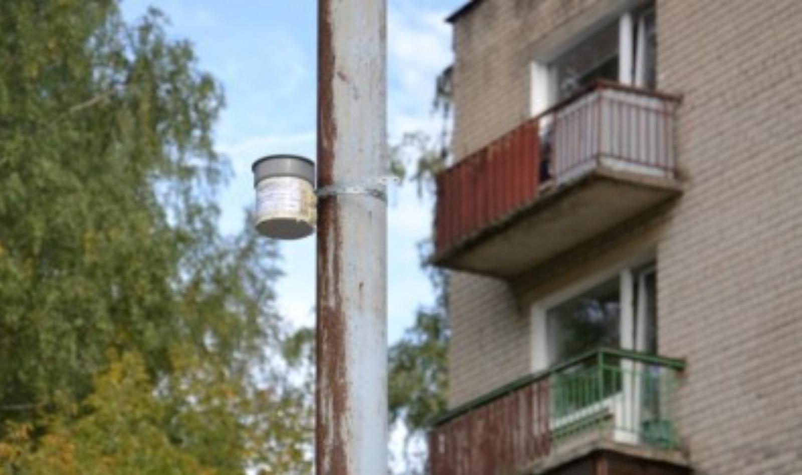 Vilniaus rajone tęsiami oro taršos kokybės rodiklių matavimai