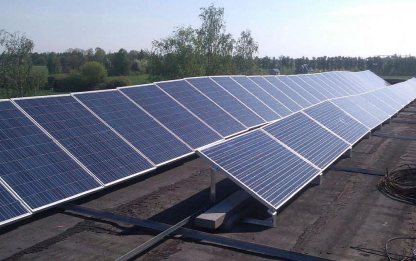 Dėl paramos saulės elektrinėms ir naujiems katilams jau kreipėsi beveik 5 tūkst. gyventojų