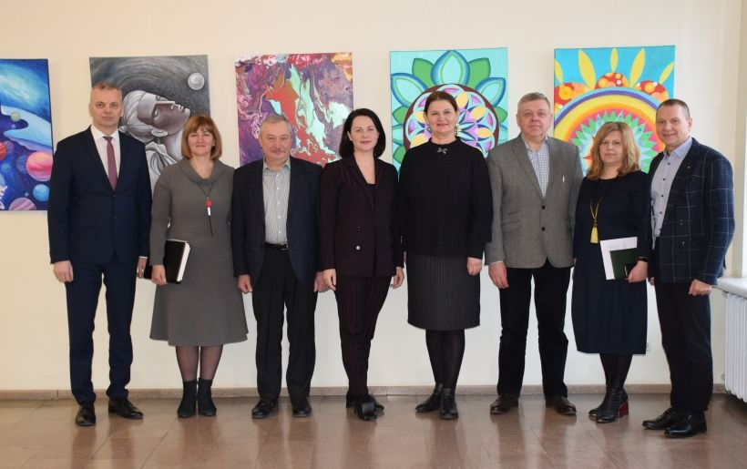 A. Miškinienė – apie bendradarbiavimą su Veisiejų technologijos ir verslo mokykla