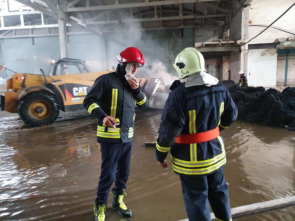 Vyriausybė pritarė siūlymui skirti daugiau nei 1 mln. eurų Alytaus gaisro nuostoliams padengti