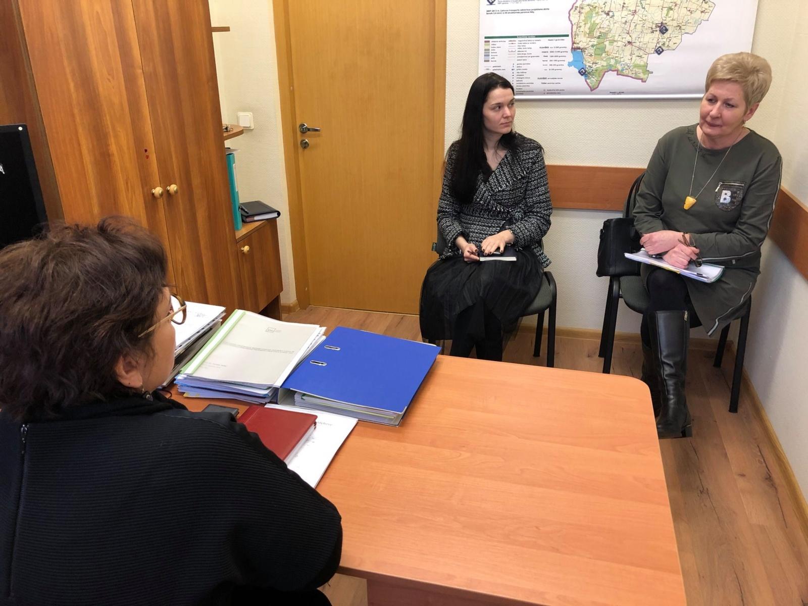 Vilkaviškio rajono savivaldybėje aptarta institucinės globos pertvarka