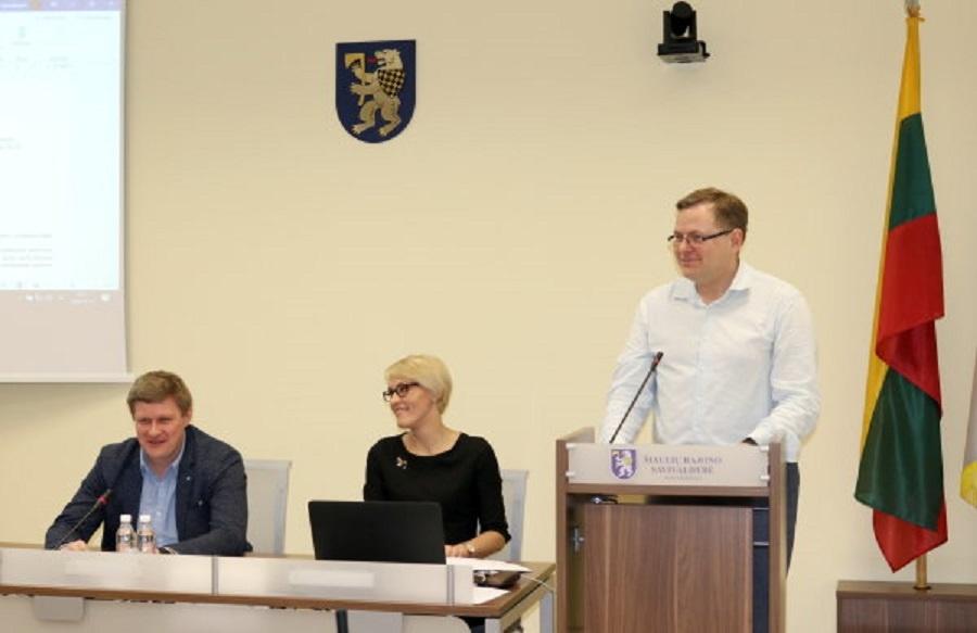 Šiaulių rajono savivaldybės taryba pasirengė pirmajam 2020-ųjų metų posėdžiui