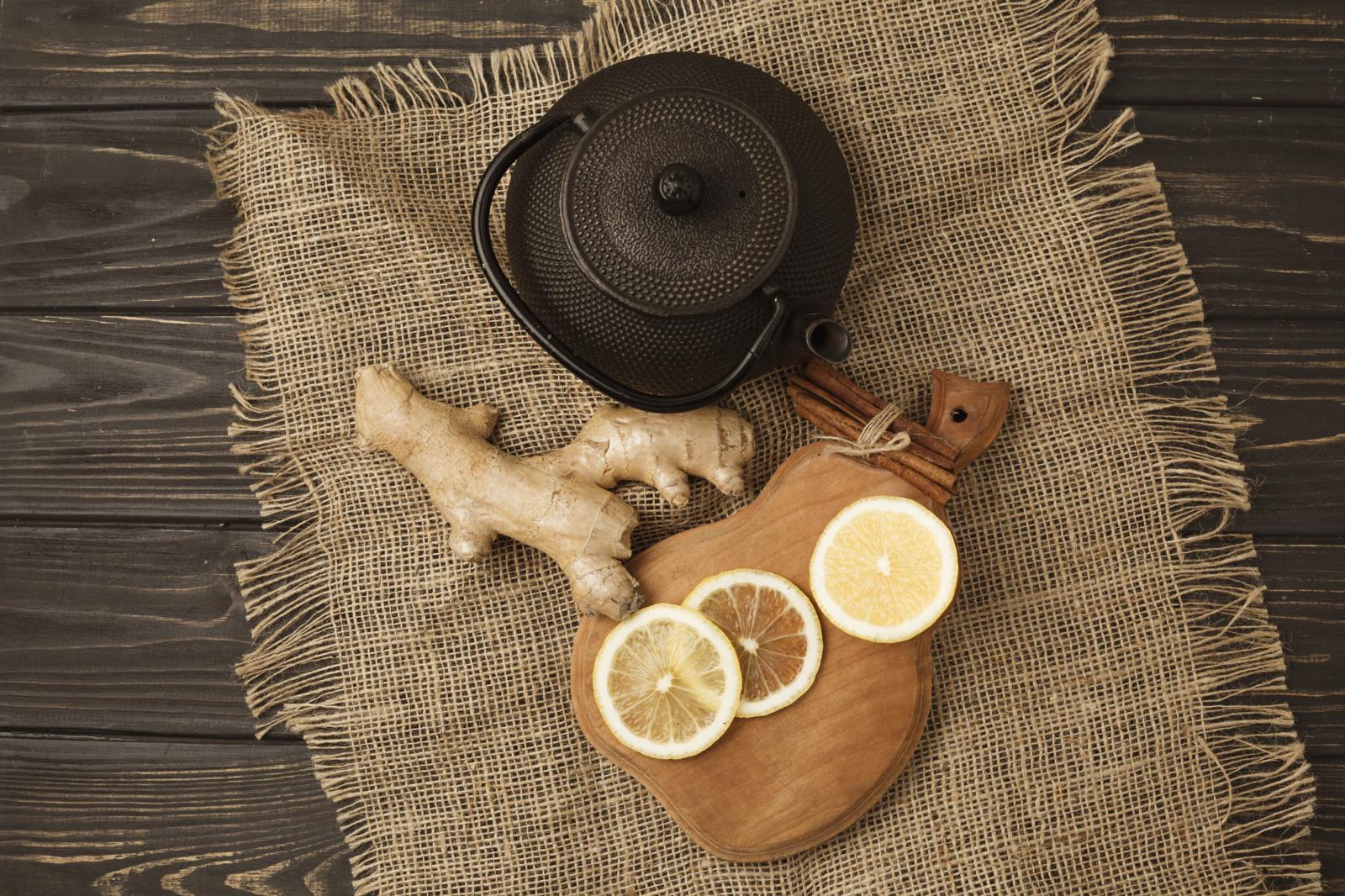 Kuo naudinga imbiero arbata?