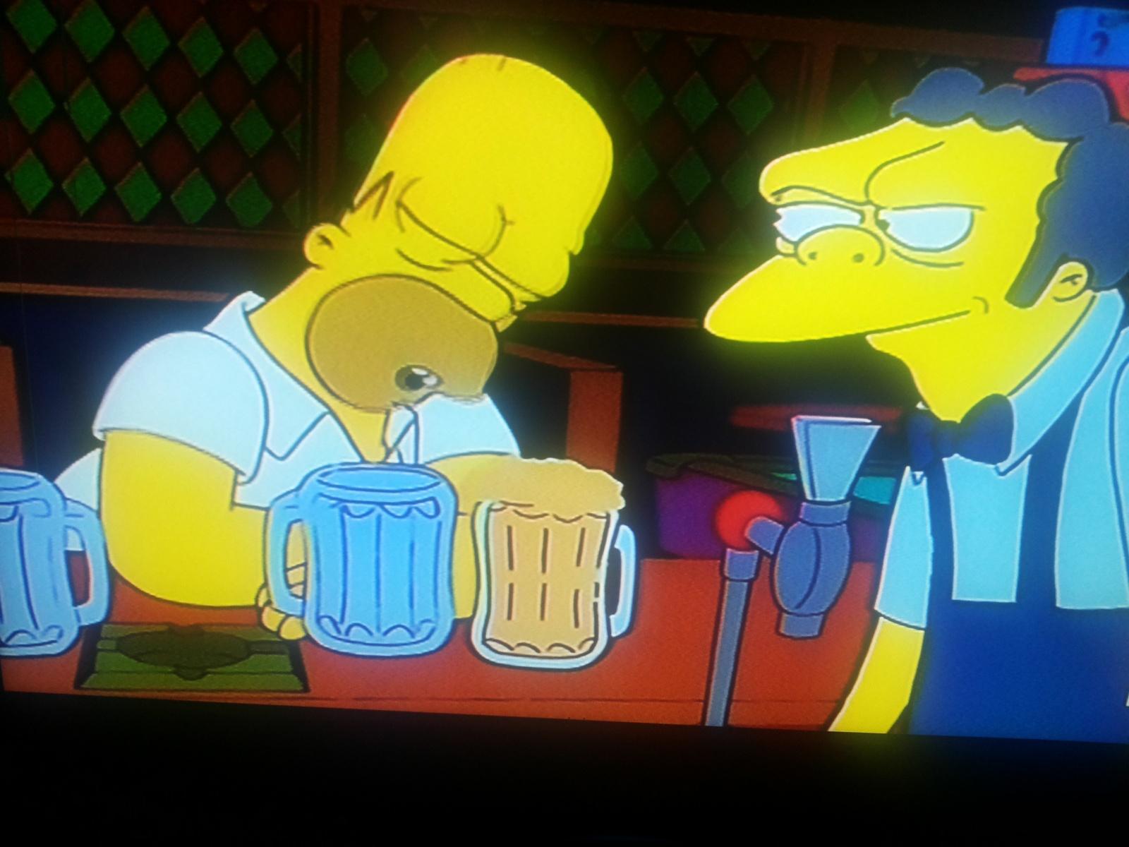 """Lietuvoje atgijo alkoholio draudimų vajus, bet """"Simpsonus"""" pamirštam?"""