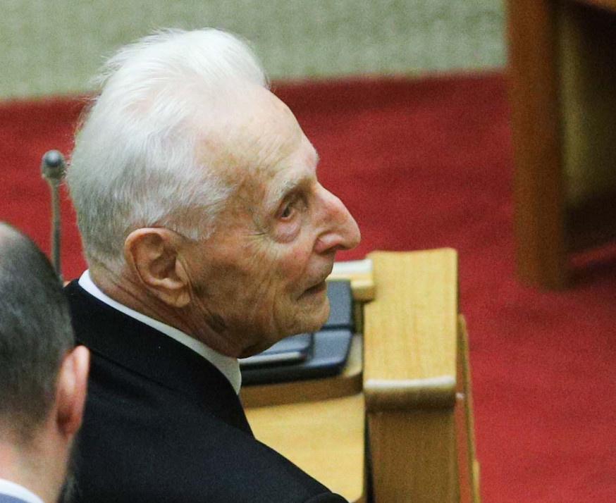 Prezidento G. Nausėdos tėvas sunegalavo, atsidūrė ligoninėje