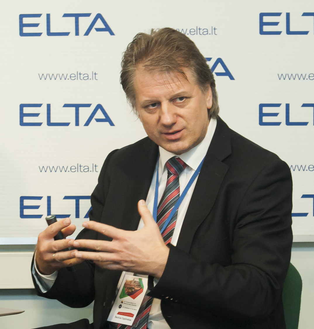 ULAC vadovas prof. dr. S. Čaplinskas ramina lietuvius: karantinų dėl koronaviruso šalyje nebus