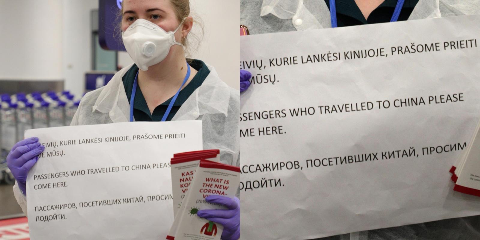 Naujausiais duomenimis, nuo koronaviruso jau mirė 81 asmuo